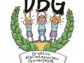 Logo Društva Bibliotekarjev Gorenjske
